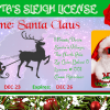 Santas_Novelty_Sleigh_License