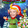 novelty_elf_boy_happy_xmas_card