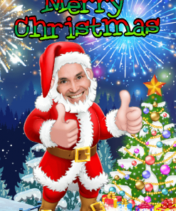 novelty_santa_claus_card