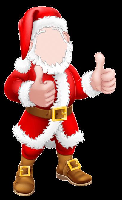 xmas_santa_ claus_thumbs_up